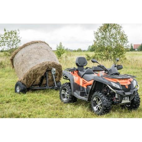 CARRELLO ROTOBALLE ATV