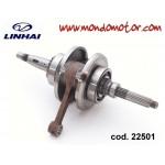 ALBERO MOTORE LINHAI 250 / 300