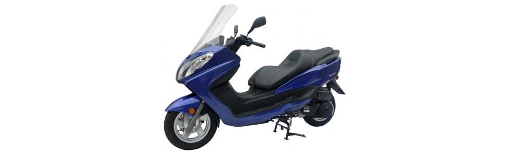 SCOOTER 400cc