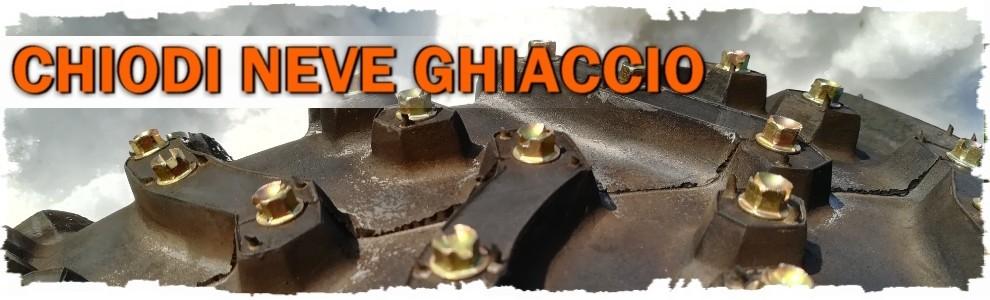 CHIODI NEVE GHIACCIO