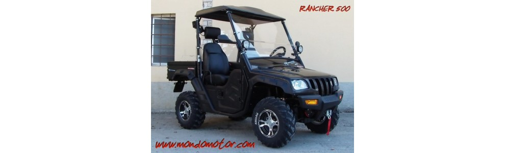 RANCHER 500