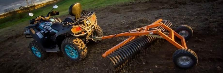 ATTREZZI AGRICOLI ATV