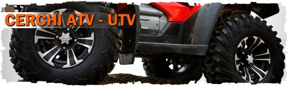 CERCHI ATV - UTV