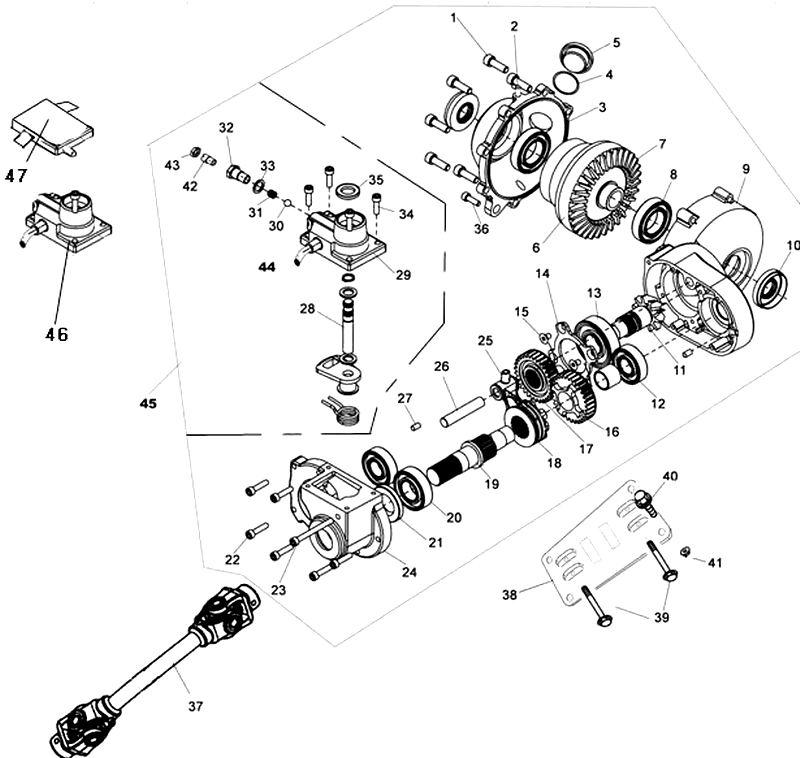 Linhai ATV 260cc, 300 cc-Linhai USA